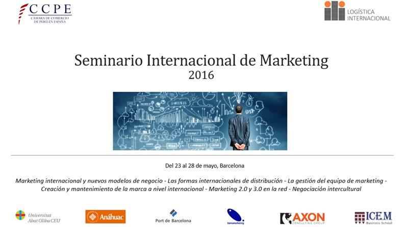 Barnamarketing colabora en el Seminario Internacional de Marketing de ILI y Universitat Abat Oliba