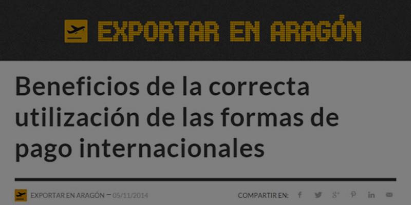 Beneficios de la correcta utilización de las formas de pago internacionales